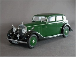 Rolls-Royce 25/30 Thrupp And Maberly | Model Cars | photo: Maz W