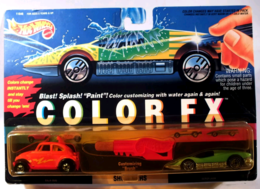Color FX Military Machines 2-Pack | Model Vehicle Sets