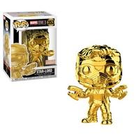 Star-Lord (Gold Chrome) | Vinyl Art Toys