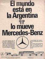 El Mundo Está En La Argentina | Print Ads