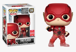 The Flash (Justice League) (Running) [Summer Convention] | Vinyl Art Toys