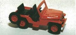 Jeep Ford Coca-Cola | Model Cars