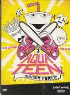 Aqua Teen Hunger Force - Volume Three DVD | Audiovisual Recordings (VHS, DVD, Film Reels, etc.) | Front