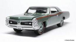 1967 Pontiac GTO | Model Cars
