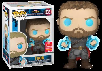 Thor Odin Force Summer Convention Vinyl Art Toys Hobbydb