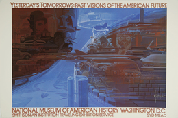 Yesterday's Tomorrows, Past Visions Of The American Future | Posters & Prints