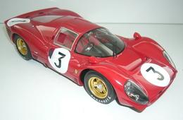 1967 Ferrari 330 P4 1000 Km Monza Winner | Model Racing Cars