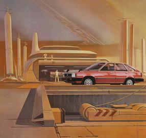 Honda (4) | Posters & Prints