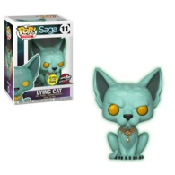 Lying cat %2528glow in the dark%2529 vinyl art toys aa2cff77 a7bb 4faf 8682 49df77a9c759 medium