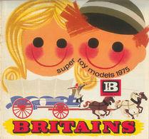 Britains Super Toy Models 1975 | Brochures & Catalogs | Front