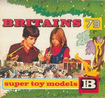Britains Super Toy Models 1973 | Brochures & Catalogs | Front