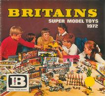 Britains Super Model Toys 1972 | Brochures & Catalogs | Front