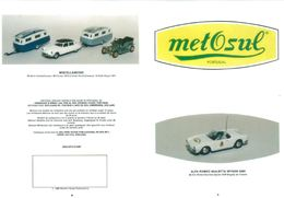 1988 Metosul Catalog | Brochures & Catalogs