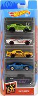 HW Flames | Model Vehicle Sets | HW Flames 5-pack