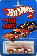 Front Runnin' Fairmont   Model Cars   Hot Wheels The Hot Ones Frontrunnin Fairmont MF Red