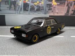 "Opel Rekord C ""Schwarze Witwe"" 1968 Nr. 201 | Model Racing Cars"