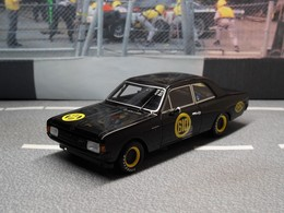 "Opel Rekord C ""Schwarze Witwe"" 1968 Nr. 610 | Model Racing Cars"