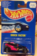 Shock Factor    | Model Cars
