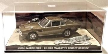 Aston Martin DBS - On Her Majesty's Secret Service | Model Cars
