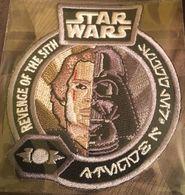 Anakin/Darth Vader | Uniform Patches