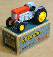 Massey Harris Ferguson 65 Tractor | Model Farm Vehicles & Equipment | photo: Robin Rushton