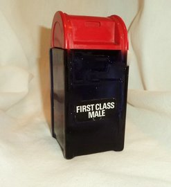 After Shave Decanter - First Class Male | Bottles & Decanters
