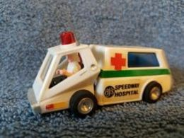Race Saver Ambulance | Slot Cars