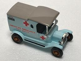 American Ambulance Field Service 1912 Ford Model T | Model Trucks