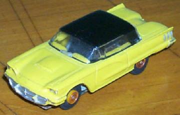 Thunderbird Hardtop   Slot Cars