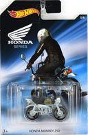 Honda Monkey Z50 | Model Motorcycles | Hot Wheels Honda Series Honda Monkey Z50