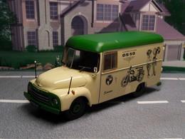 Opel Blitz 1,75 tons 1952 | Model Trucks