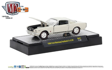 1966 Ford Mustang Fastback 2+2 GT | Model Cars