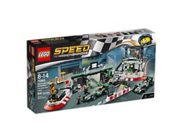 Mercedes AMG Petronas Formula One Team Kit | Model Racing Car Kits