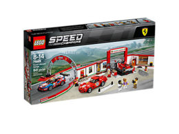 Ferrari Ultimate Garage | Model Racing Car Kits