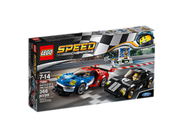 2016 Ford GT & 1966 Ford GT40 | Model Racing Car Kits