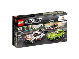Porsche 911 RSR and 911 Turbo 3.0 | Model Vehicle Sets