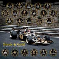 Black & Gold: The Story of the John Player Specials  - Standard Edition | Books