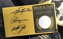Black & Gold: The Story of the John Player Specials  - Emerson Fittipaldi Edition | Books