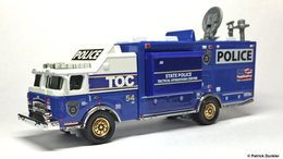 E-One Mobile Command Center | Model Trucks
