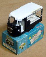 Express Dairies Milk Float    Model Trucks   photo: Robin Rushton