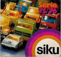 Siku Catalog 75/76 | Brochures & Catalogs | PHOTO: Robert Brodowski