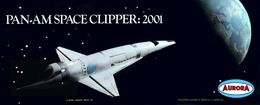 Pan Am Space Clipper : 2001 | Model Spacecraft Kits