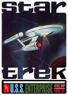 U.S.S. Enterprise NCC-1701 | Model Spacecraft Kits