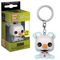 Zero (Glow In The Dark)   Keychains
