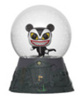 vampire teddy - Nightmare Before Christmas Snow Globes