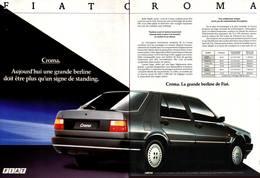 Fiat Croma | Print Ads