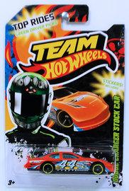 Dodge Charger Stock Car Model Racing Cars Hobbydb