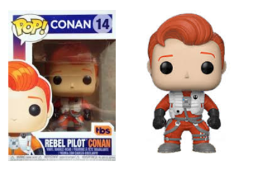 Rebel Pilot Conan | Vinyl Art Toys