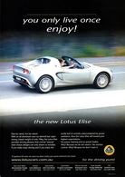 You Only Live Once Enjoy! | Print Ads