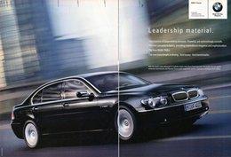 Leadership Material | Print Ads